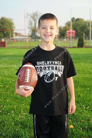 Shelby Y Flag Football 2013