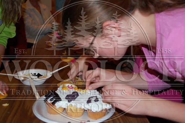 October 13 - Cupcake Wars