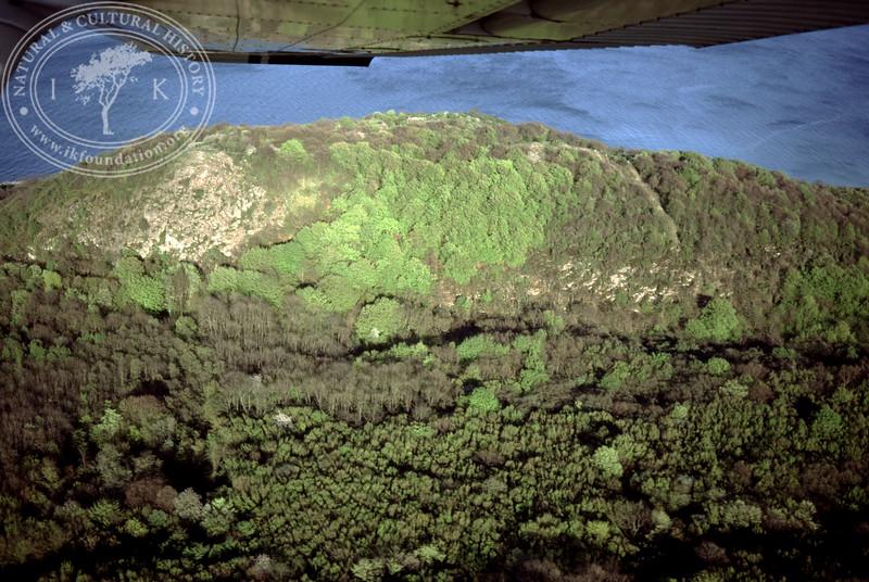 Stenshuvud - prehistoric remains (4 May, 1989). | LH.0670