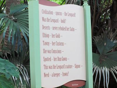 Language of Conservation