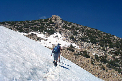 San Gorgonio Mountain 6/14/03