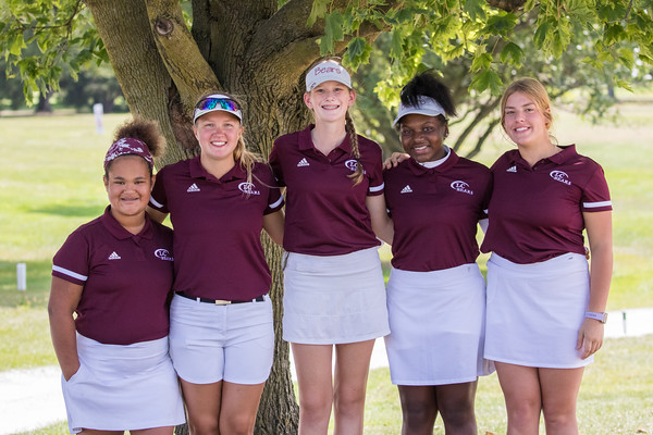 Lady Bears Golf Sectional