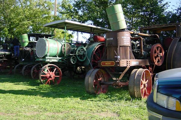 Hedtke Auction Oct 2005