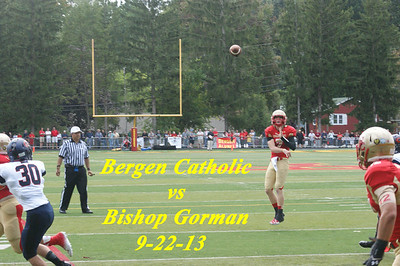 BC vs Bishop Gorman 9-21-13