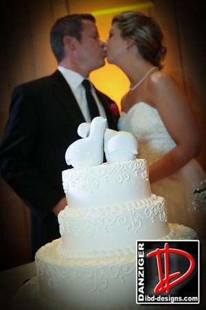 Sarah (Williams) and Matt Maxey wedding 3-31-12