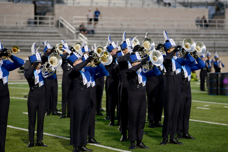 "Leander High School, ""Radioactive"""