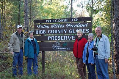 Bibb County Glades