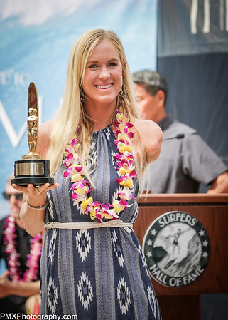 Surfers' Hall of Fame Induction