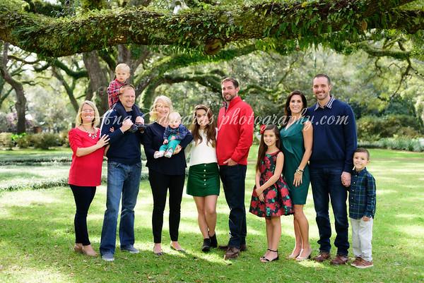 The Whitfield family  |  Eden Gardens