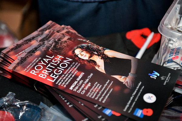 Loud Applause Productions- The Royal British Legion Annual Charity Gala Concert