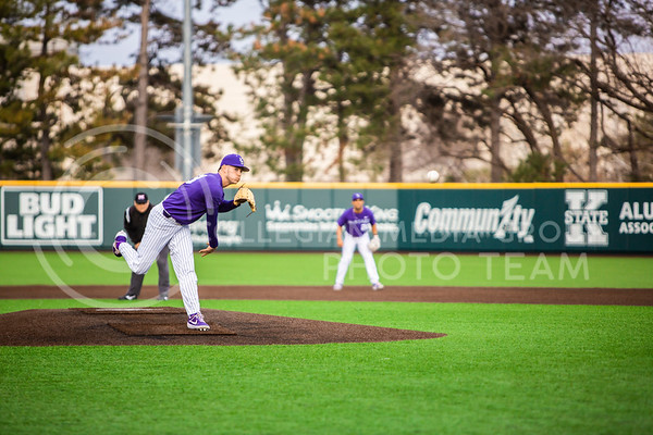 Baseball vs SDSU 3/10