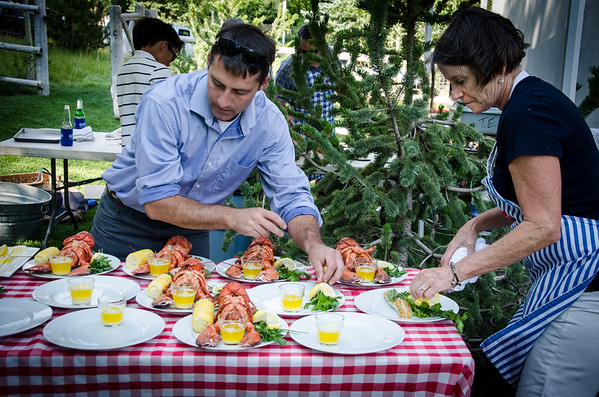 2018 Lobster Dinner