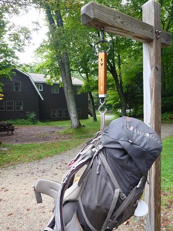 2013 Appalachian Trail September