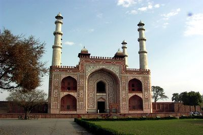 Akbar's Tomb 2005