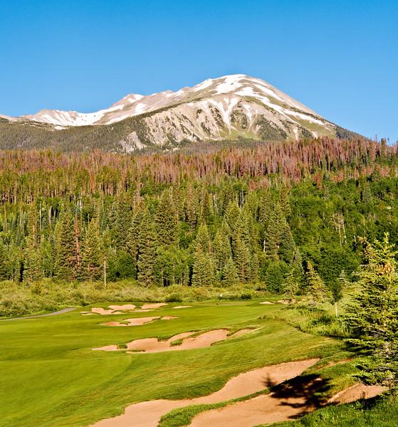 Raven Three Peaks Golf
