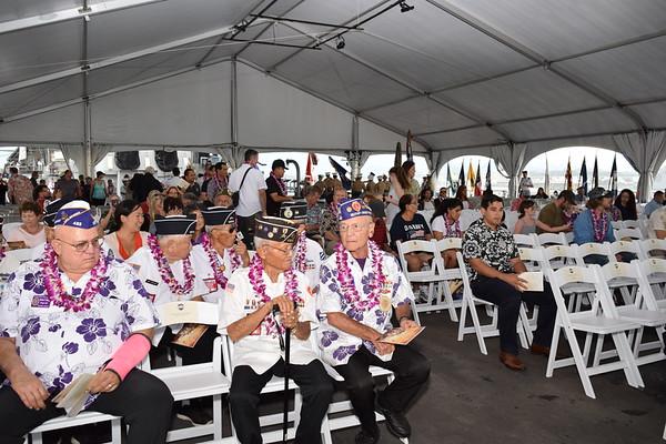 USS Missouri BB-63 Veterans Day 11-11-19