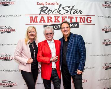 2019 April RockStar Mastermind Photos with Russel Hitchcock