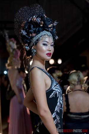 Avant Garde Magazine & Sue Wong Masquerade Ball