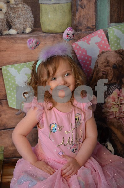 Easter Pics Taken on 3-22-18