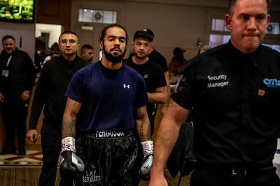 Levi Ferguson vs Kaisee Benjamin - Midland Welterweight Title - Oct 26th 2019