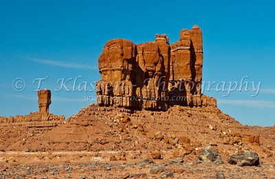 Monument Valley and the Four Corners Region