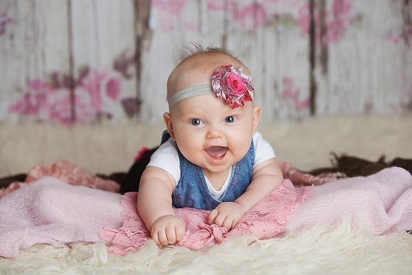 Lillian Hawley - 4 months