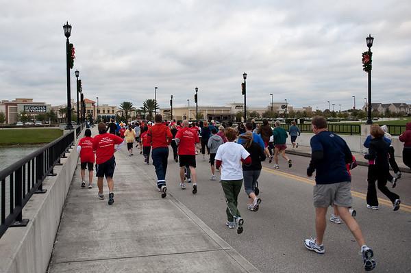 2009 Santa Sprint 5K Run