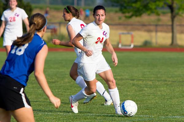 CV Girls Soccer