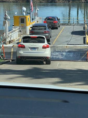 Three Ferries SUV Drive - March 27