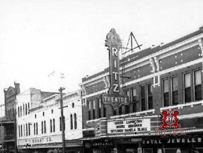 Historic Photos of The RITZ Ybor