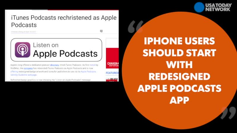 Tech #101: how to find and listen to  podcasts in 2017