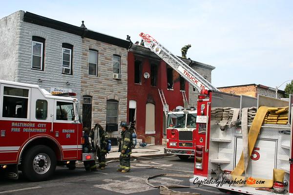 6/8/08 - Baltimore, MD - E. Oliver Street