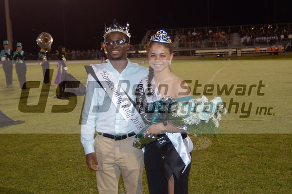 Homecoming Game 9-28-18