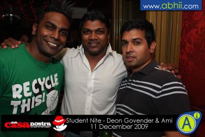 Casa - 11th December 2009