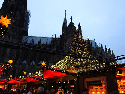 Cologne Christmas market 2011