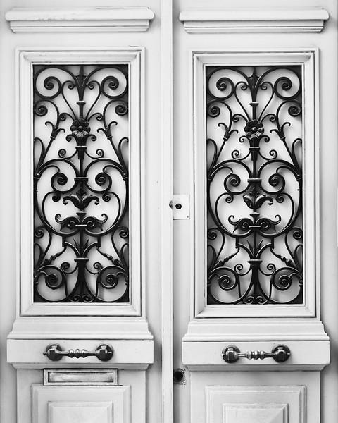 Paris Doors Ironwork