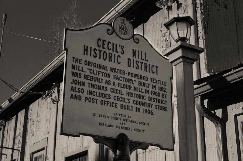 Cecils HIstoric sign II.jpg