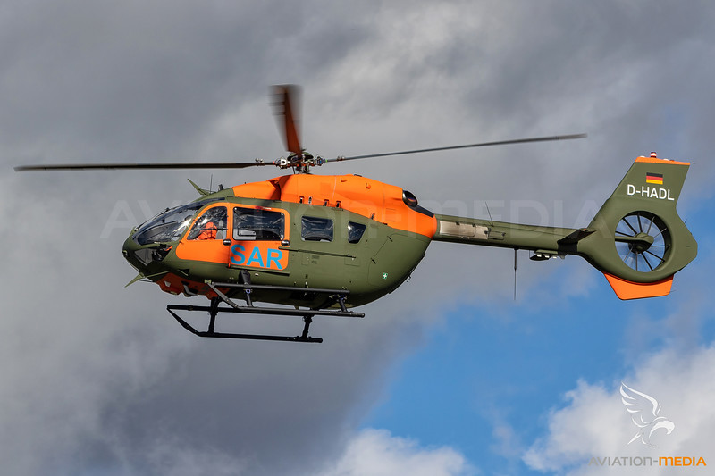 German Army SAR / H145 / D-HADL
