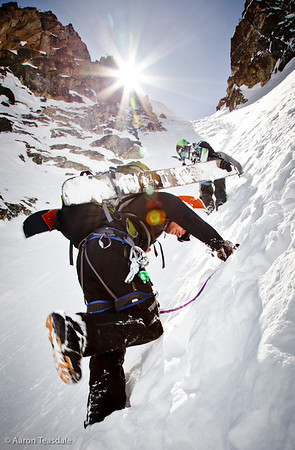Sawtooth Ski Mountaineering Camp