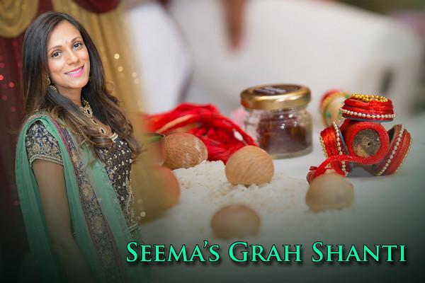 Seema's Garah Shanti