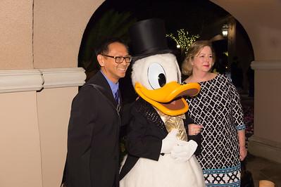 2014 LA Donald & Goofy