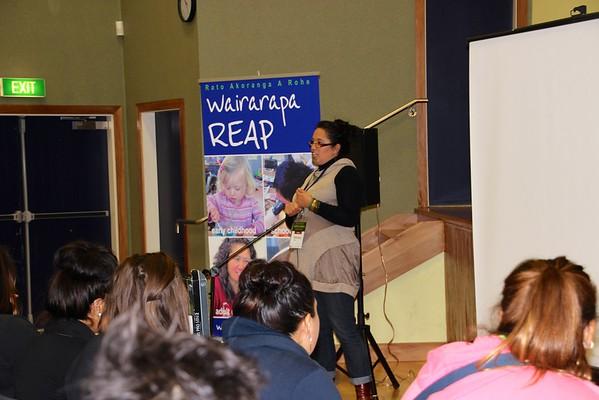 Wairarapa Kapa Haka Academy