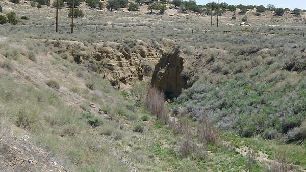 AZ erosion features in Chinle