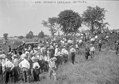 Gettysburg anniversery