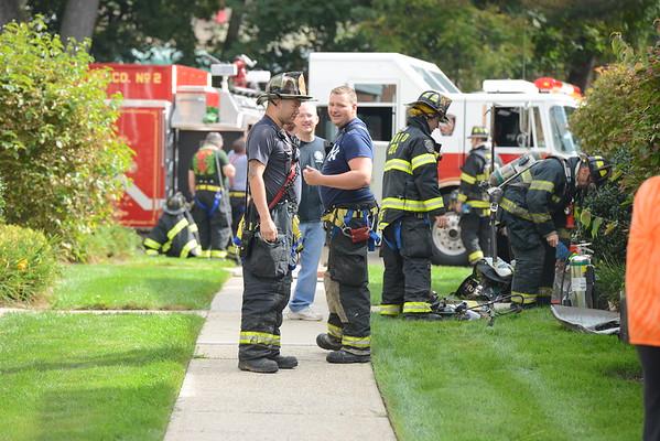 09/30/17 - New Milford, NJ - Working Fire