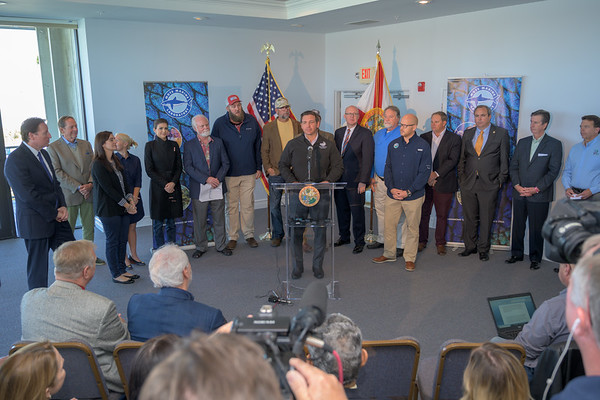 1-10 Water Policy Announcement Sarasota