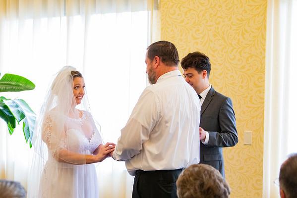 Harris - Smith Wedding