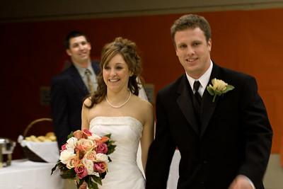 Mr. & Mrs Rob Saurbaugh January 6th 2007