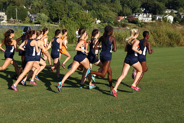 2016 Tennessee Duel Cross Country - Women