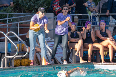 PHS Girls Waterpolo game, Sept 17, 2019